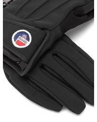 Gants de ski techniques Glacier Fusalp pour homme en coloris Black