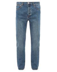メンズ A.P.C. Petit New Standard スリムジーンズ Blue