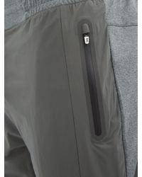 メンズ On リップストップ&ジャージー トラックパンツ Gray