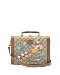 Gucci X Disney ドナルドダック ショルダーバッグ Multicolor