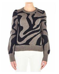 360 Sweater Gray Sweater