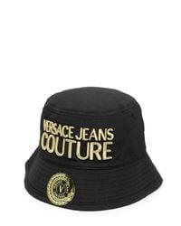 Versace Jeans Black Hat