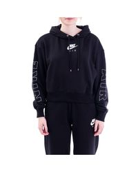 Nike Black SCHWARZ SWEATSHIRT