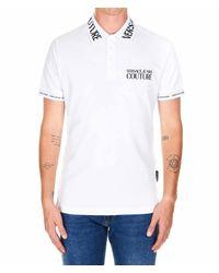 COTONE BIANCO di Versace in White da Uomo