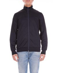 PS by Paul Smith Blue Cotton Sweatshirt for men