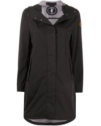 Save The Duck Black POLYESTER JACKE