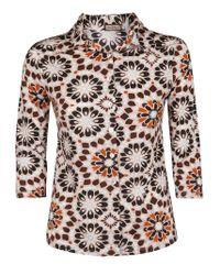 Maliparmi Natural Beige Polyamide Shirt