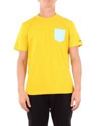 COTONE GIALLO di Diadora in Yellow da Uomo