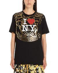 COTONE NERO di Versace in Black