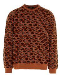 MCM Brown Sweatshirt for men