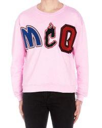 COTONE ROSA di McQ Alexander McQueen in Pink da Uomo