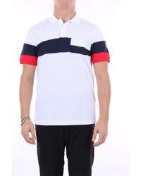 Colmar BAUMWOLLE T-SHIRT in White für Herren