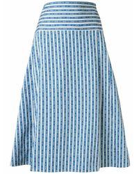 COTONE BLU di Tory Burch in Blue