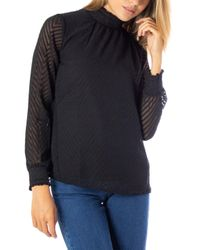 ONLY Black POLYESTER BLUSE