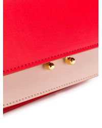 Marni Red ROT SCHULTERTASCHE