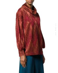 Missoni Red ROT SWEATER