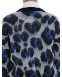 Dondup Blue BLAU SWEATER
