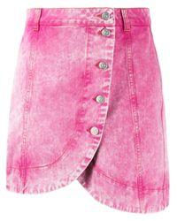 Ganni Pink FUCHSIA ROCK