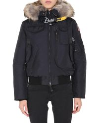 POLIESTERE di Parajumpers in Black