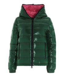 Duvetica Green Outerwear Jacket