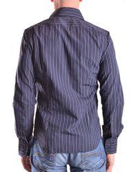 Gazzarrini BLAU HEMD in Blue für Herren