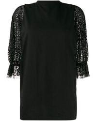 Givenchy Black SCHWARZ T-SHIRT