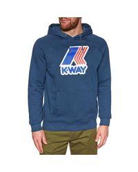 K-Way Sweatshirt für Herren in Blue für Herren