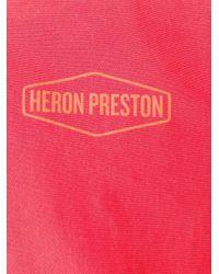 Heron Preston ROT SWEATSHIRT in Red für Herren