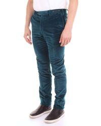 PT01 Blue Pants for men