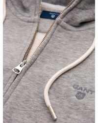 Gant Gray GRAU SWEATSHIRT