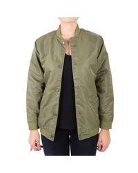 WÅVEN Green Polyamide Outerwear Jacket