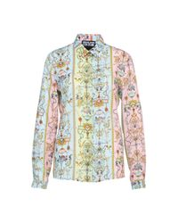 Versace Multicolor Other Materials Shirt