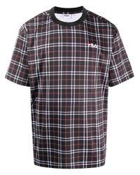 Fila Multicolor Polyester T-shirt for men