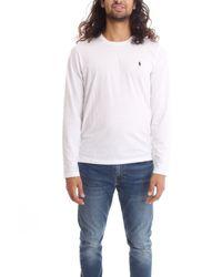 Ralph Lauren White T-shirt For Men for men