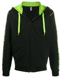 Moschino Black Cotton Sweatshirt for men
