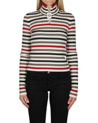 J.W. Anderson Multicolor WOLLE SWEATER