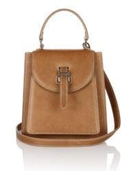 meli melo - Multicolor Floriana Mini Handbag Light Tan - Lyst