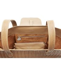 meli melo - Brown Thela Tote Bag Light Tan Woven - Lyst