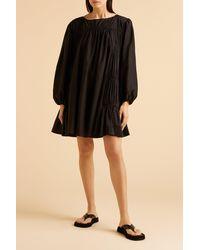 Merlette Black Siddal Dress?variant=39318911549542