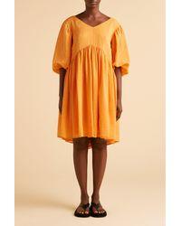 Merlette Orange Miller Tangerine