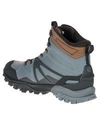 Merrell - Multicolor Capra Glacial Ice+ Mid Waterproof for Men - Lyst