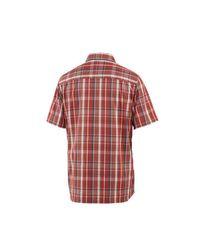 Merrell | Red Ferris Plaid Shirt for Men | Lyst