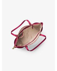 Michael Kors - Pink Womens Handbag Jet Set Item - Lyst