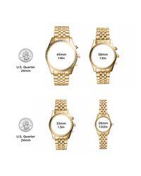 Michael Kors Pink Bradshaw Rose Gold-tone Stainless Steel Watch