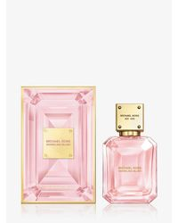 Sparkling Blush Eau De Parfum 50 ml. Michael Kors de color Pink