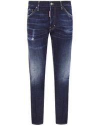 DSquared² Blue Jeans for men