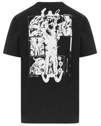 1017 ALYX 9SM Black T-shirt for men