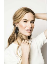 Mignonne Gavigan   Multicolor Burst Earrings - Oil Slick   Lyst