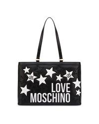 Love Moschino Bag in het Black