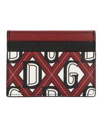 Dolce & Gabbana Keychains in het Red voor heren